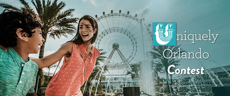 Visit Orlando | YTV Contest