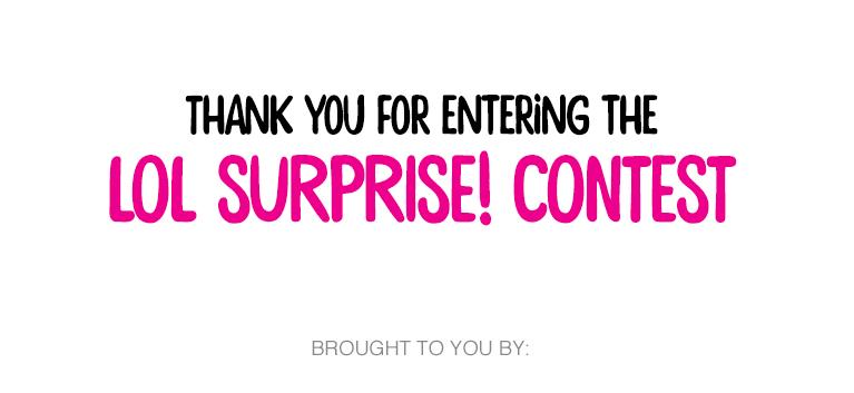 LOL Surprise | YTV Contest